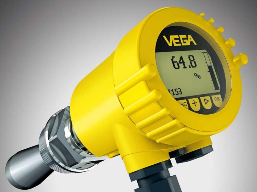 Радарный уровнемер VEGA VEGAPULS 66