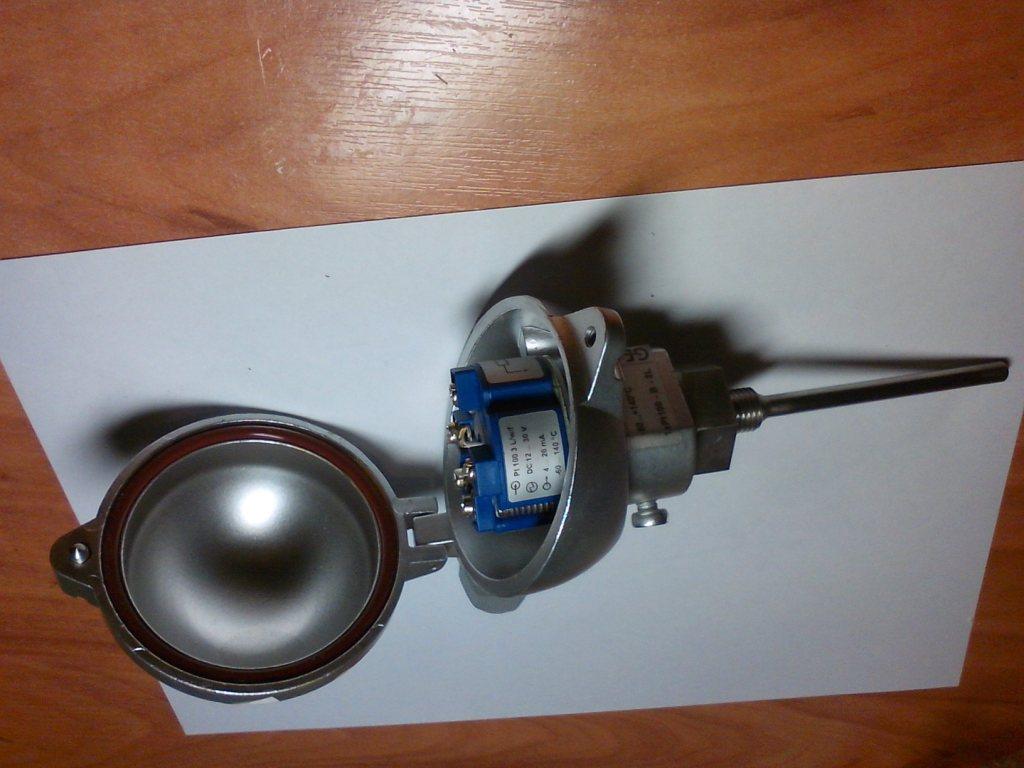 Датчик температуры вкручиваемый с токовым выходом для чиллера GRASSO.